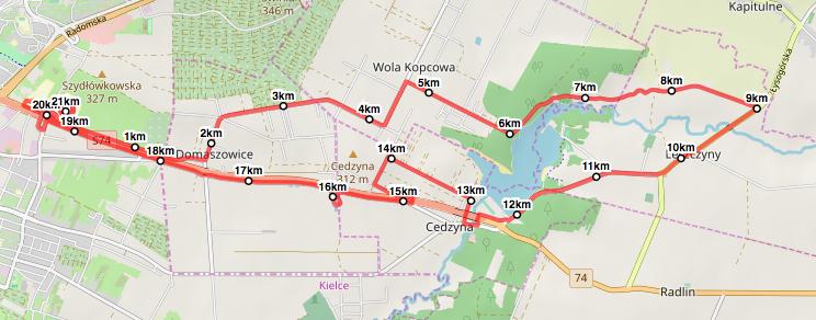 Półmaraton Kielce